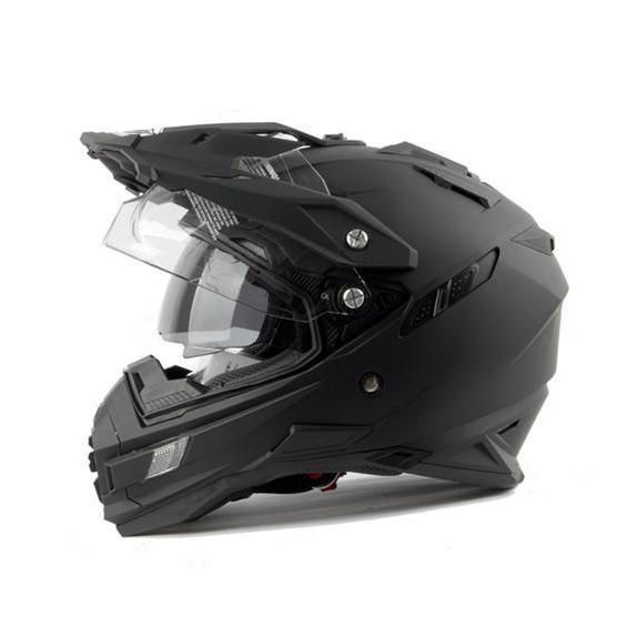 Dirt Bike Helmet With Visor >> Thh Tx27 Dual Visor Motocross Helmets Harder Better Faster