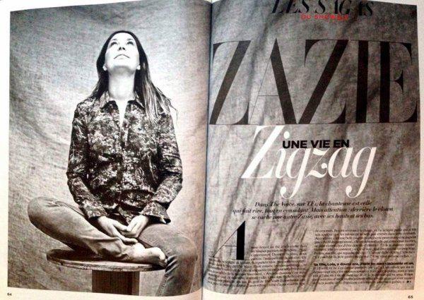 Blog de Zazie-ze-fan-club - Page 10 - zaziethelive - Skyrock.com