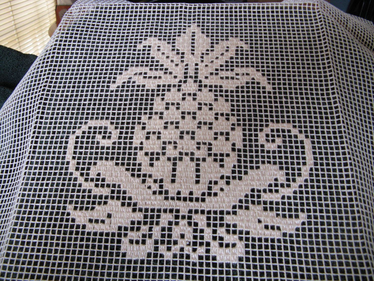 Hand stitched lace of an american traditional pineapple symbol of hand stitched lace of an american traditional pineapple symbol of welcome biocorpaavc Gallery