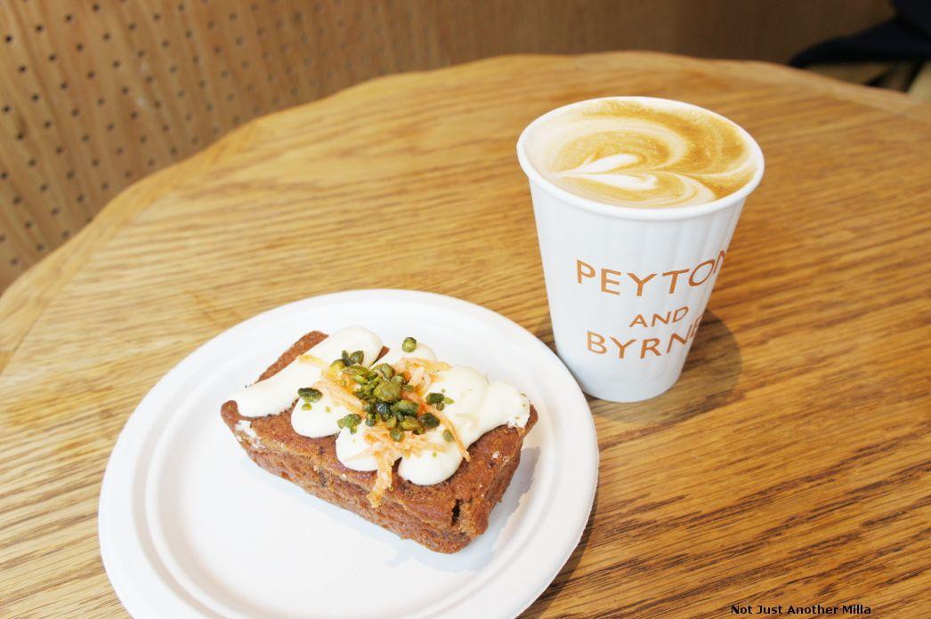 Peyton And Byrne Carrot Cake