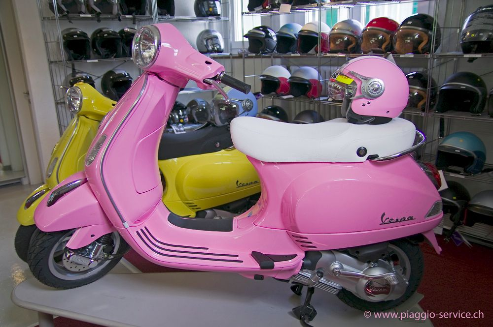 vespa lx 125 rosa pink vespa vespa lx und motor. Black Bedroom Furniture Sets. Home Design Ideas