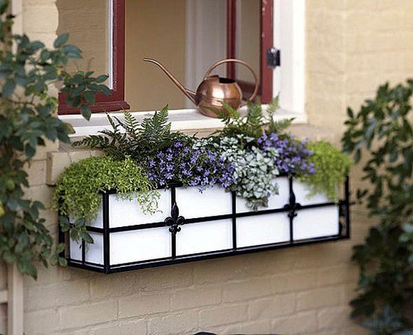 Were Central Window Decoration And Gardening Ideas Flower Box - Balcony planter ideas