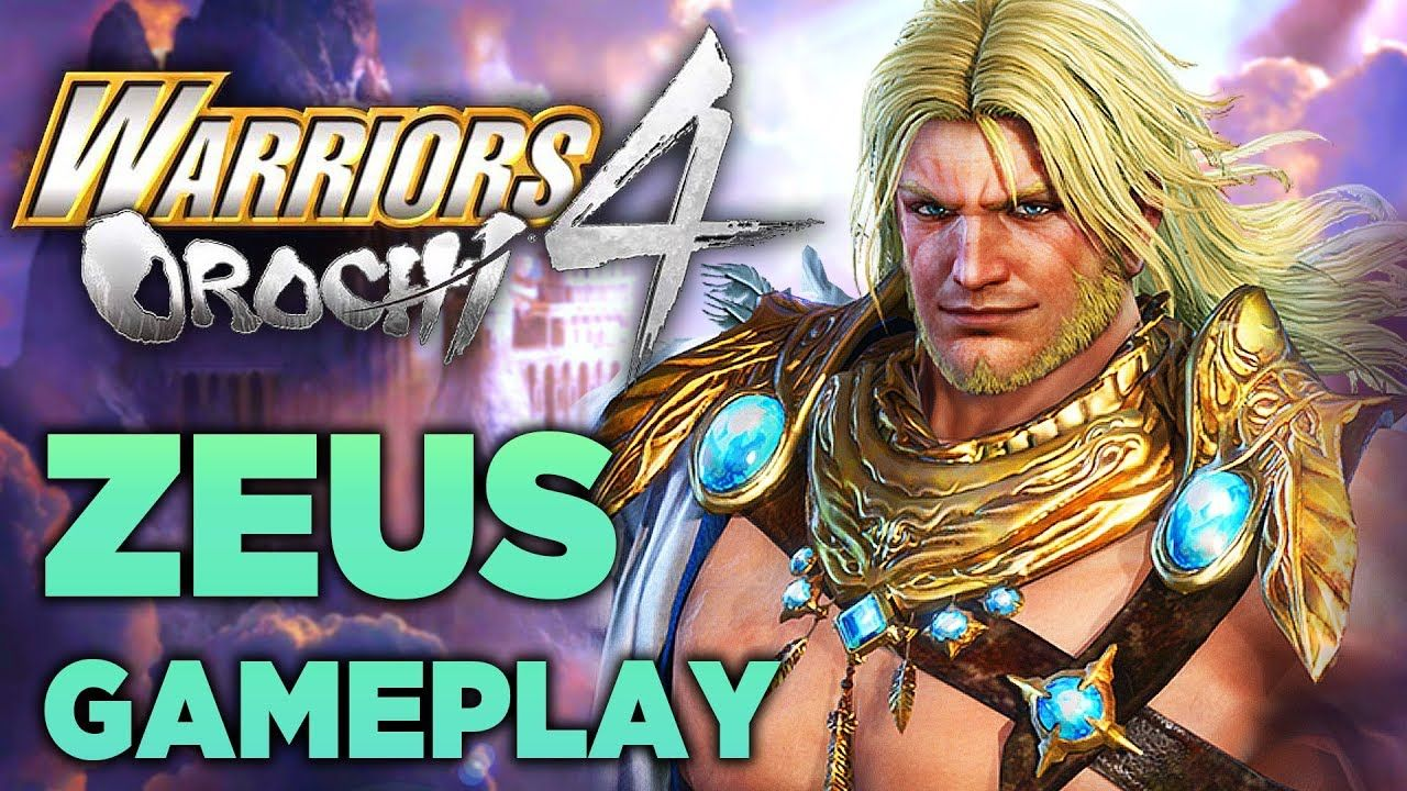 WARRIORS OROCHI 4 First 17 Minutes of Gameplay HD + Game ...