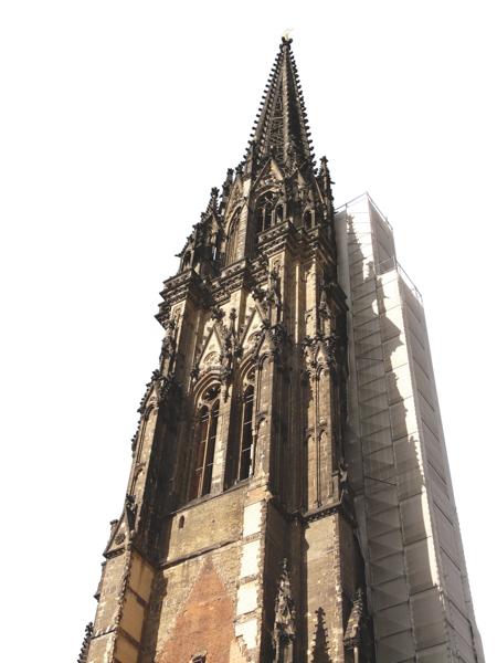 Mahnmal St. Nikolai, Hamburg