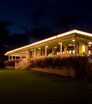 Plantation Gardens Restaurant Poipu Beach Kauai