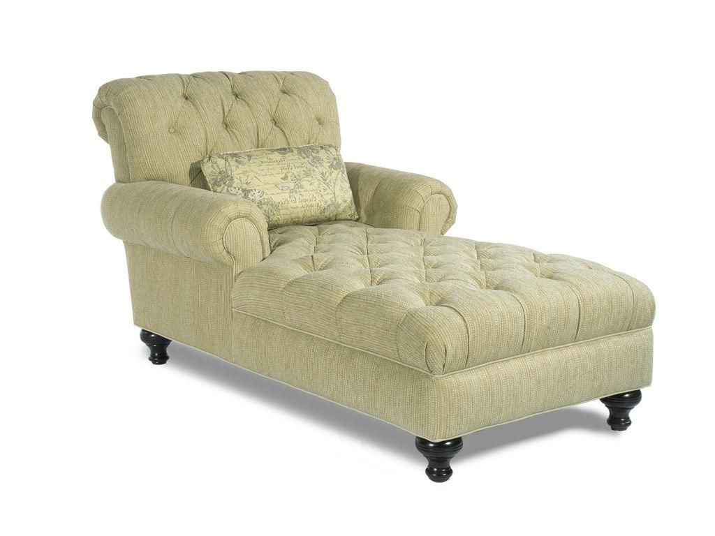 Paula Deen by Craftmaster Living Room Two Arm Chaise P001140 ...