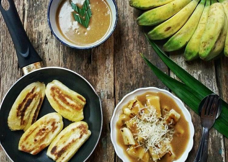 Resep Pisang Gapit Pisang Bakar Oleh Hanhanny Resep Resep Fotografi Makanan Resep Pisang