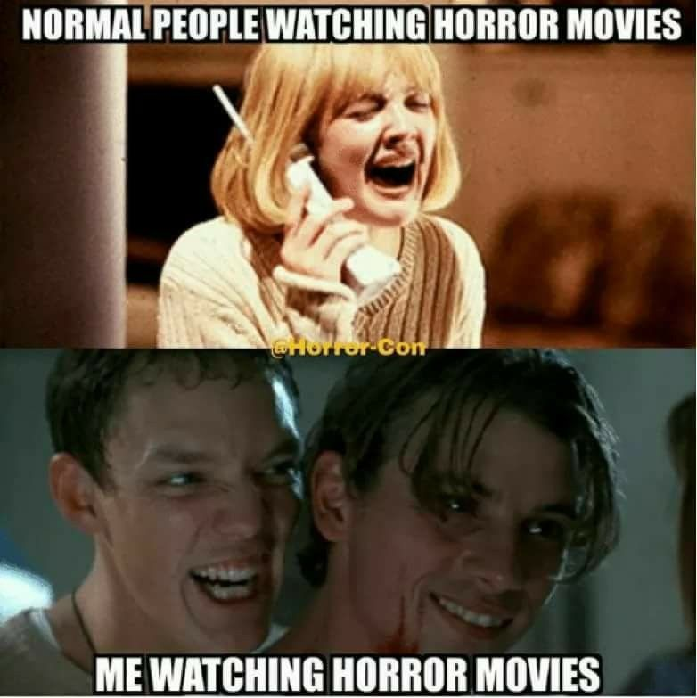 So True With Images Horror Movies Funny Horror Movies Memes