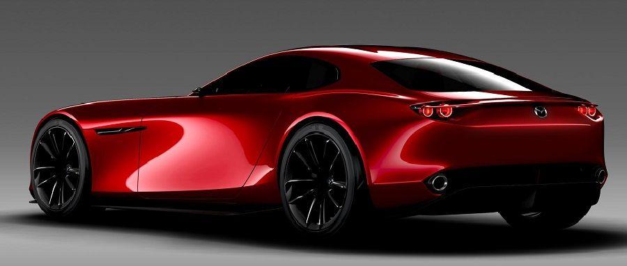 2015 Mazda Rx Vision In 2020 Mazda Hybrid Car Tokyo Motor Show