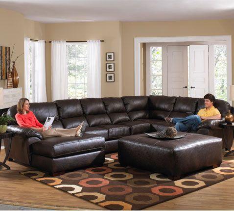 Jackson Lawson 4243 Godiva Sectional Jackson Furniture Jackson