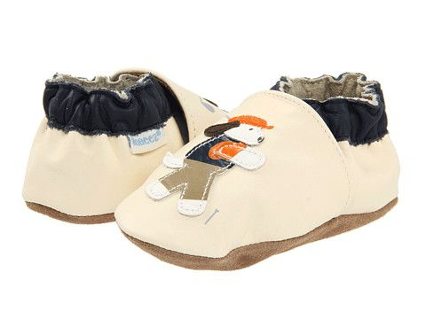Robeez Hole In One Beagle Soft Soles (Infant/Toddler)
