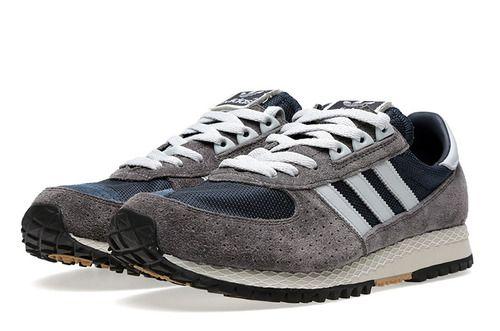 Adidas Originals Marathon Tech Grey Mesh Sneakers