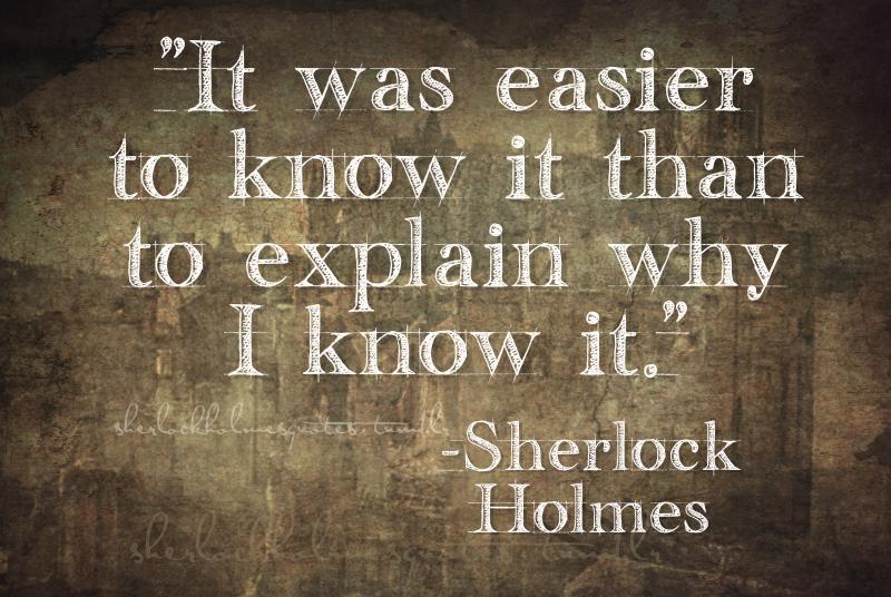 Sherlock Holmes Quotes Book quotes. sherlock holmes