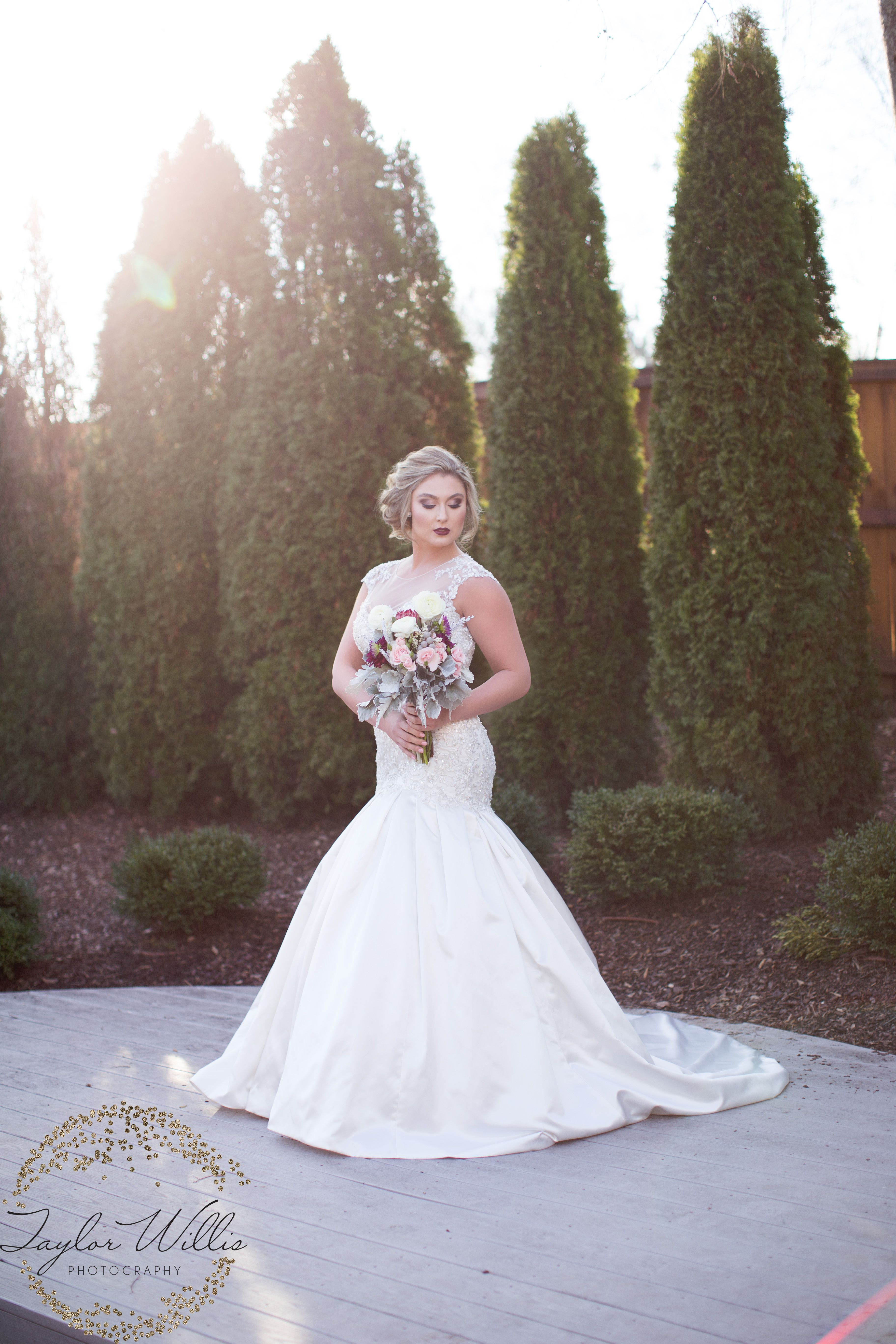 Loveless Cafe Styled Wedding Shoot Taylor Willis