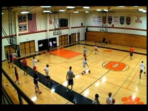 Oregon Basketball Skills And Drills Part 1 Basketball Skills Basketball Shooting Youth Basketball