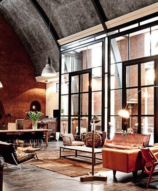 Loft Style industrial loft style | i n d u s t r i a l | pinterest | loft