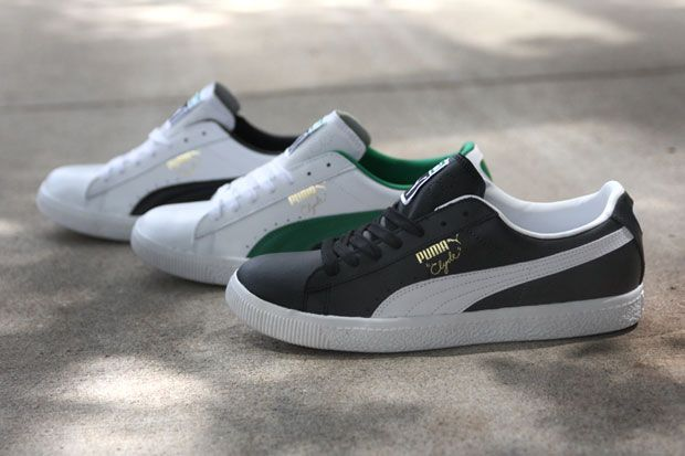 PUMA Clyde Leather Collection