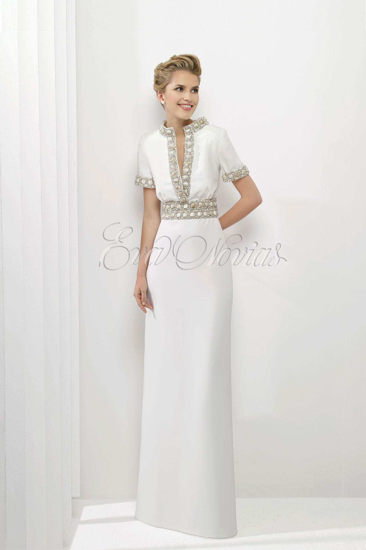 Vestido de novia patricia avendaño modelo vestidos de novia