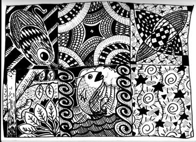 zentangle patterns - Buscar con Google