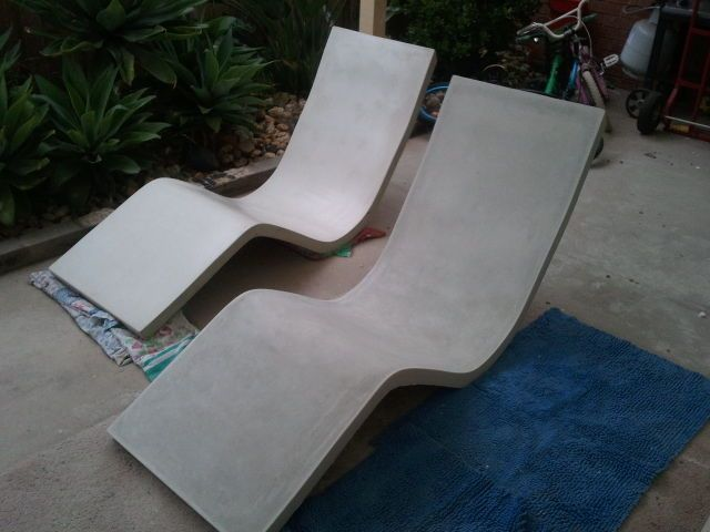 Concrete furniture by Concrete Concepts in Melbourne. | jardin ...