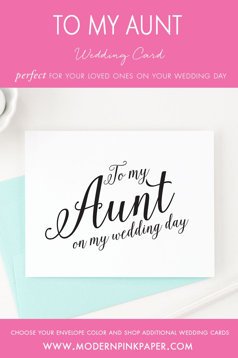 Other Family Cards, On Your Wedding Day, WIS02a | Pink paper ...