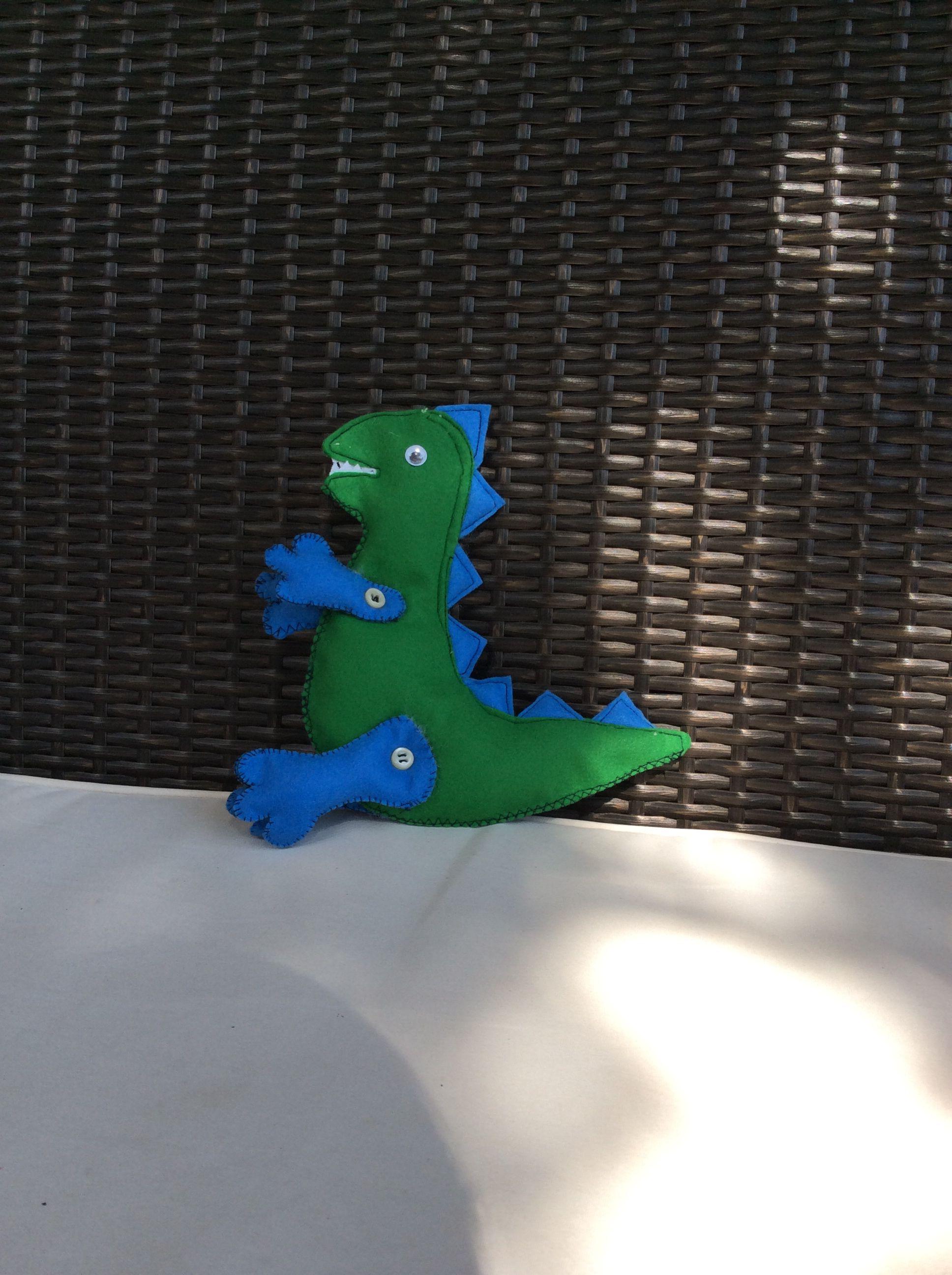 Dinosauro per Gabriele