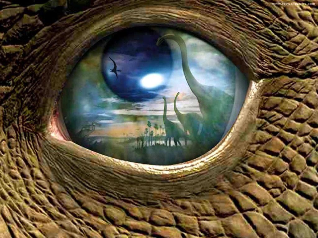 Visto desde mis ojos... Jurassic eye