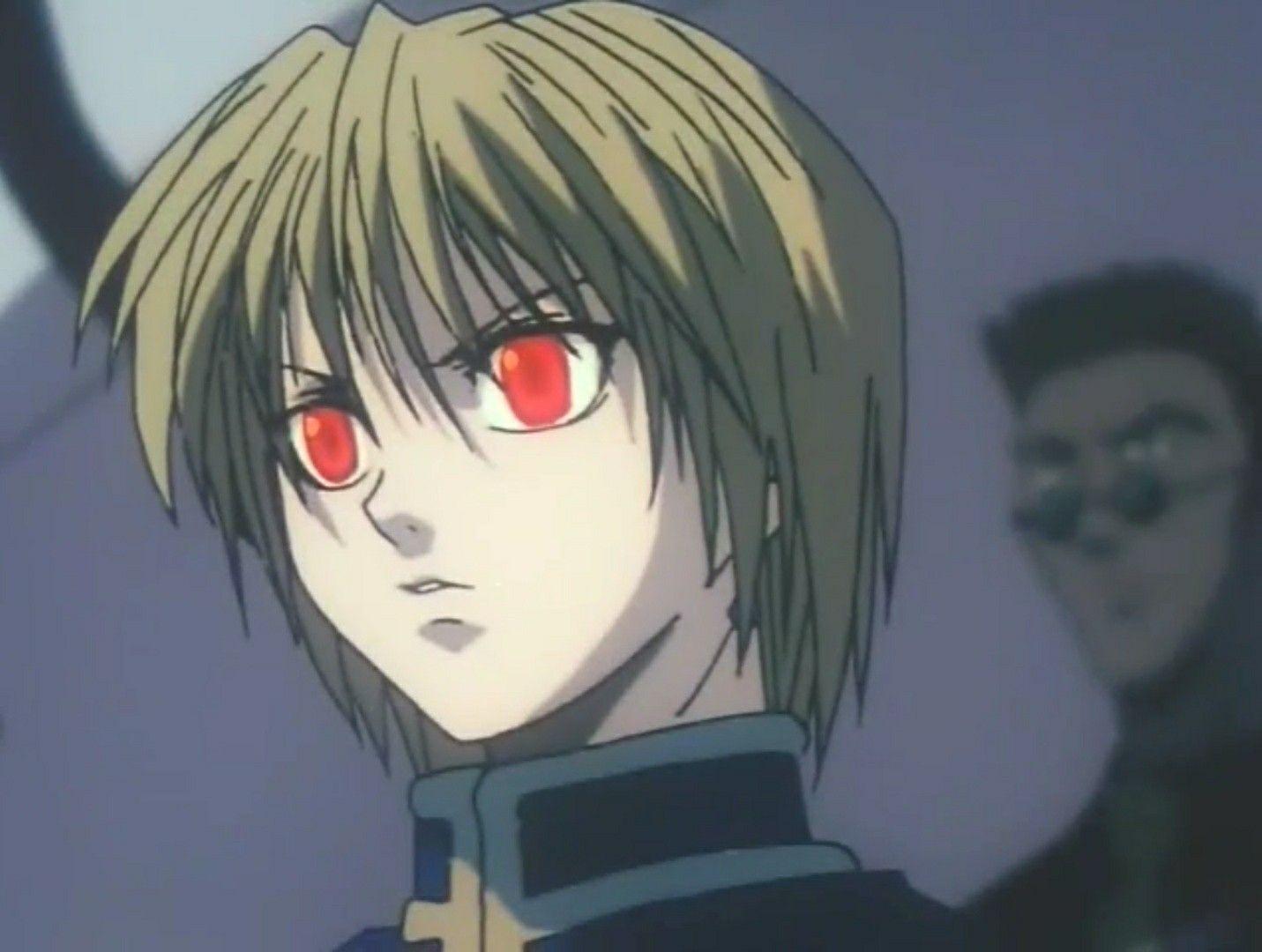 Kurapika Hxh 1999 In 2020 Anime Boyfriend Aesthetic Art Anime