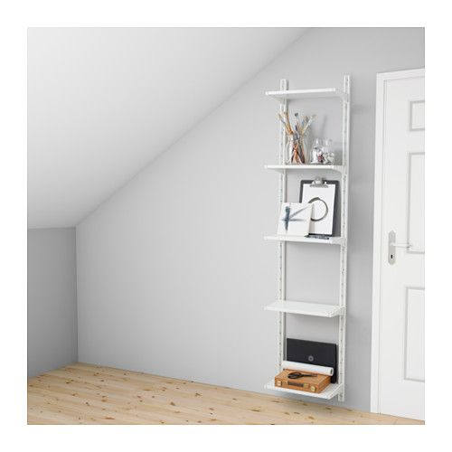 Us Furniture And Home Furnishings Ikea Algot Shelves Ikea