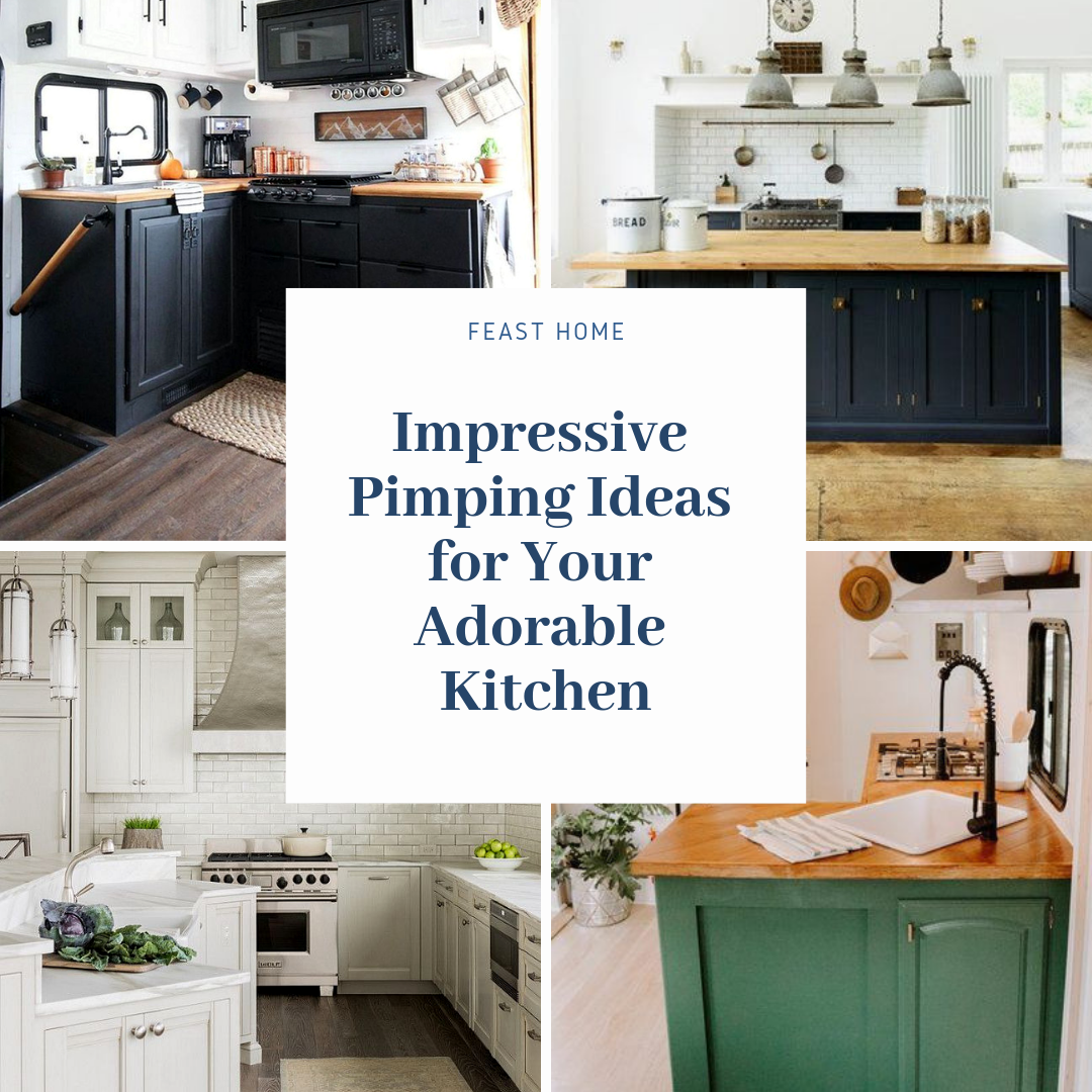Impressive Pimping Ideas For Your Adorable Kitchen Interior Design Kitchen Kitchen Design Kitchen