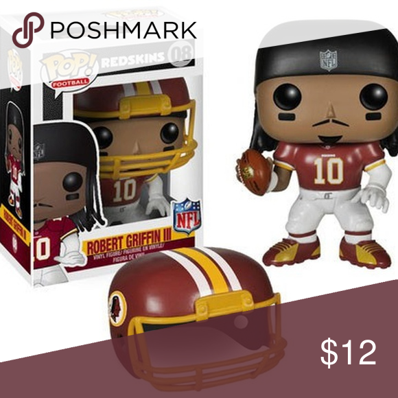 Funko Pop NFL Robert Griffin III Vinyl Figure