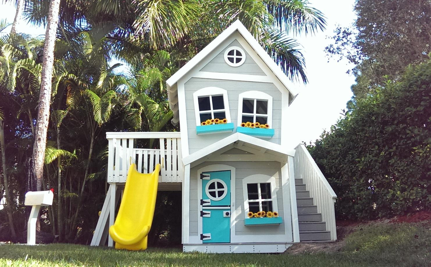 Imagine That Playhouses Play Houses Big Playhouses Backyard Playhouse