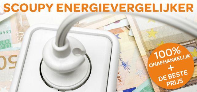 Energie vergelijken is eenvoudig en overstappen is simpel. Bespaar nú op je energiekosten!
