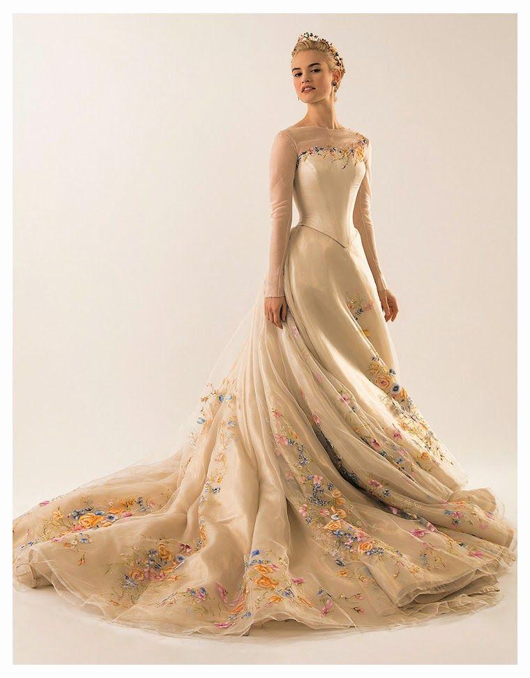 lily james, cenicienta | vestuario de peliculas en 2019 | pinterest