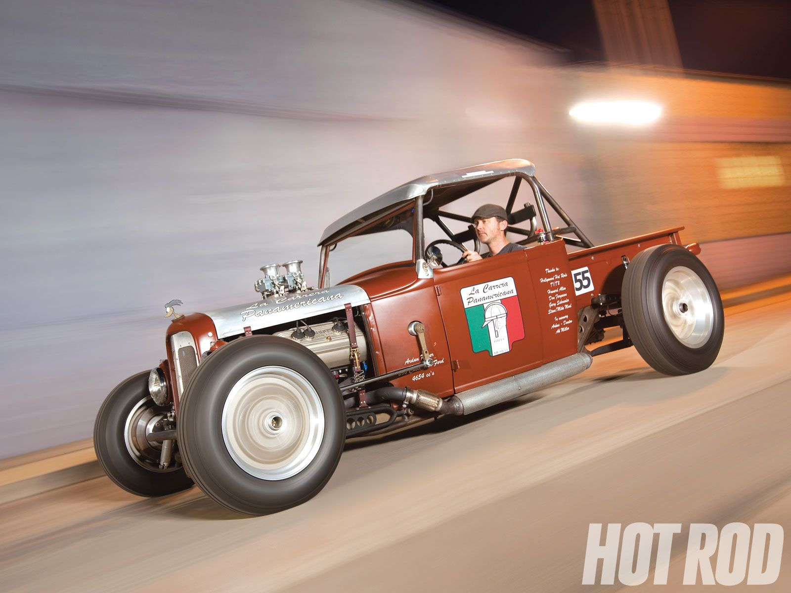 Come take a look at this Tube-Chassis \'31 Roadster pickup hot rod ...