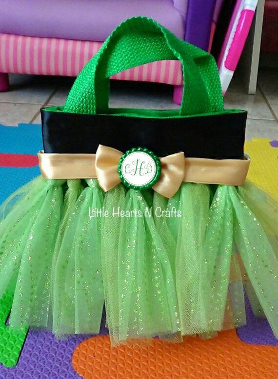 Coronación de la princesa inspirada Tutu monedero bolsa grande