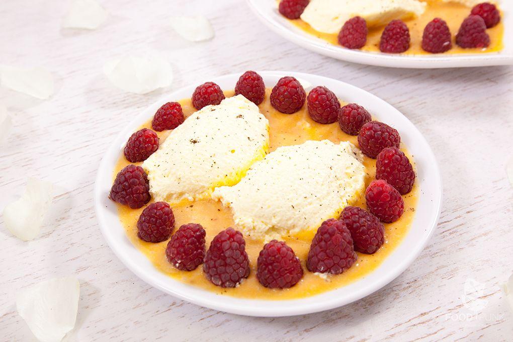 Low Carb Dessert Mascarpone zur Eigelbverwertung