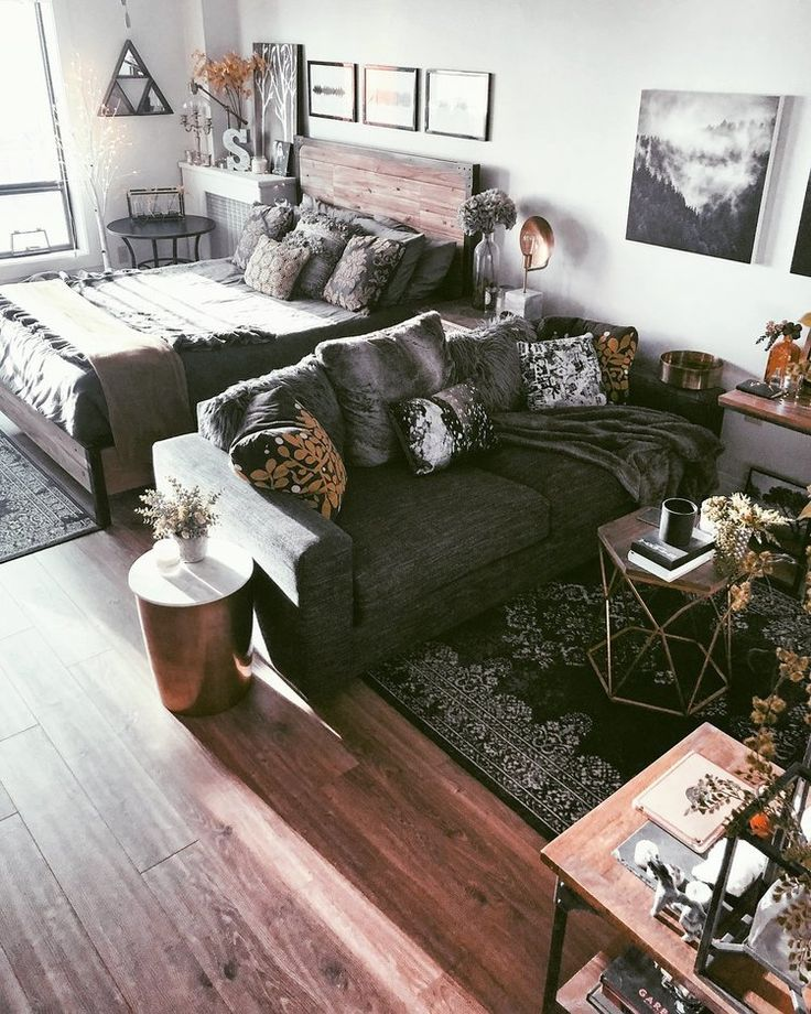 5 Tips for Styling a Studio Apartment — Moda Misfit
