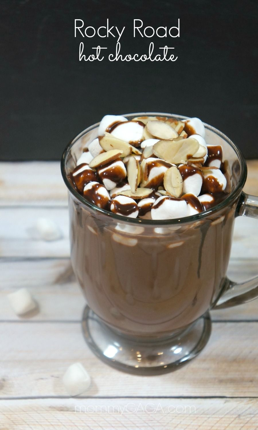 Warm Up With This Amazing Rocky Road Gourmet Hot Chocolate Recipe ...
