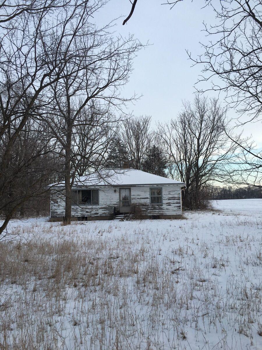 Abandoned Farmhand House In Elkhart Indiana4024x3024 Oc