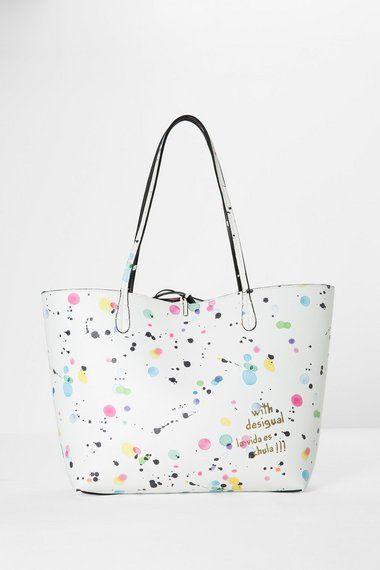 Bags Desigual Shopper Capri c45abda93ac3c