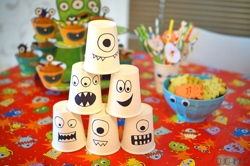 Halloween Party Kinderspiele
