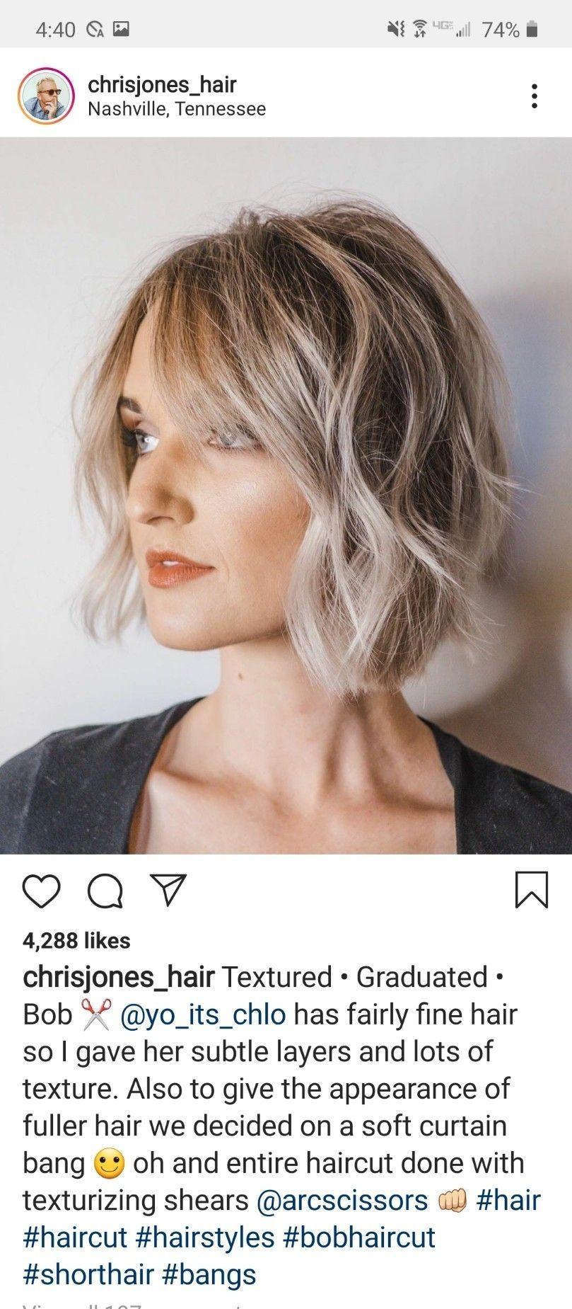 Curtain Bangs In 2020 Curtain Bangs Textured Hair Haircuts With Bangs