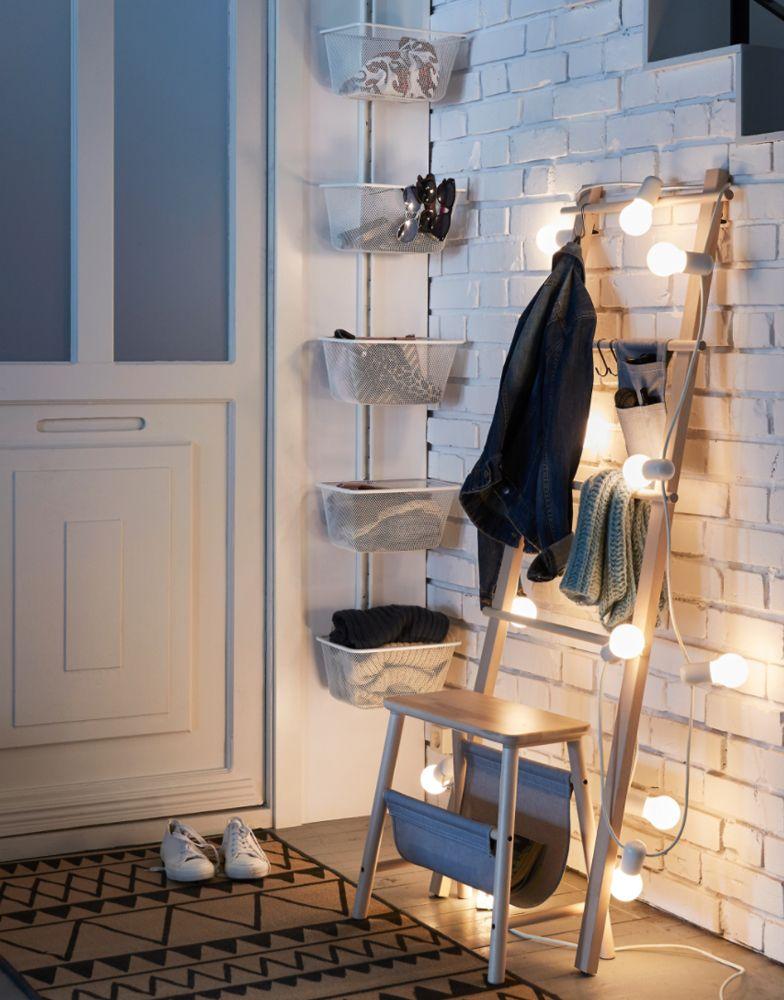 Ikea Vilto Studio Ganszyniec Einrichtung Schlafzimmer Zimmer