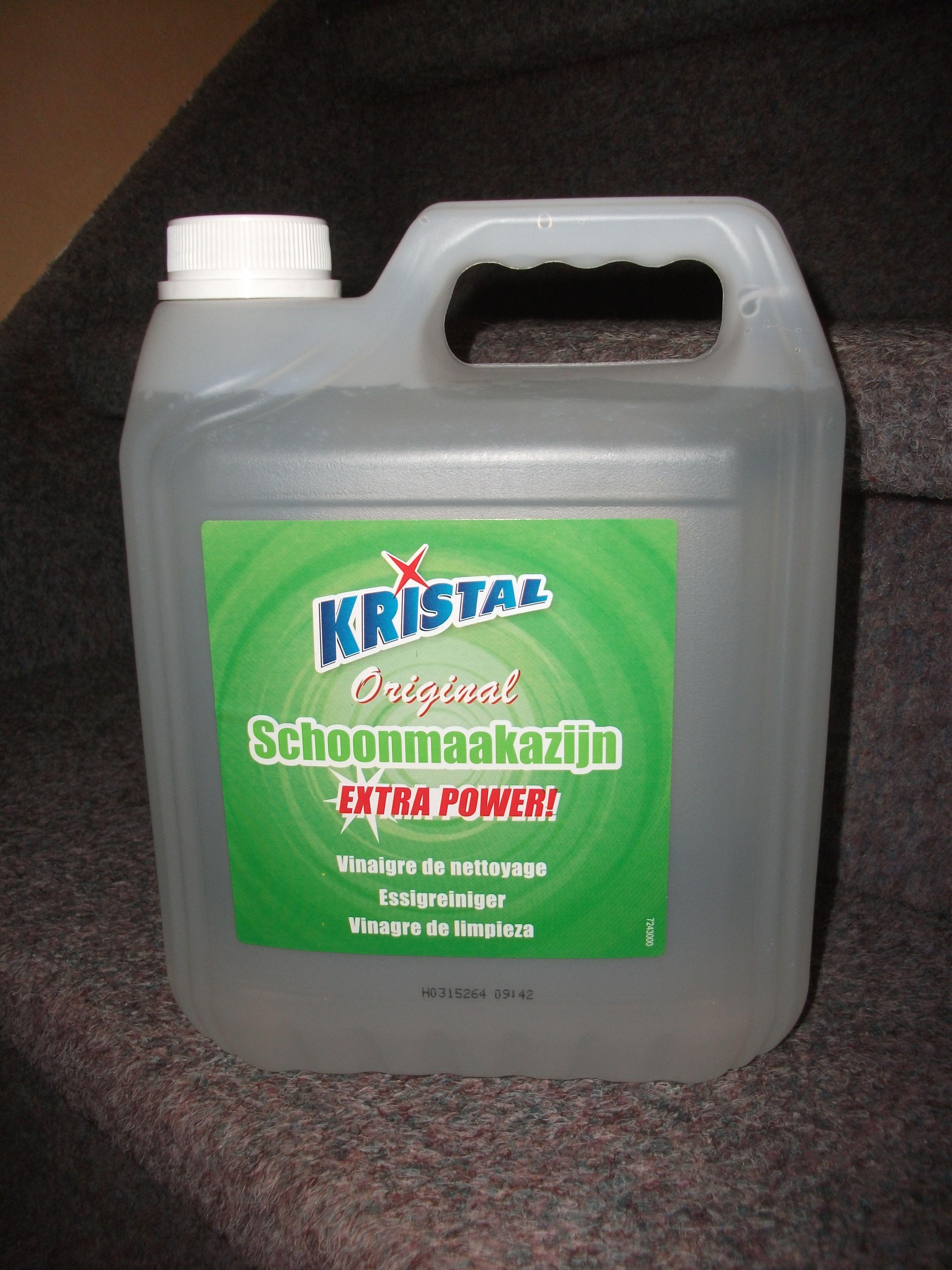 Ideaal voor/tegen veel dingen: tegen: kalk, mieren, aanslag op (tuin ...