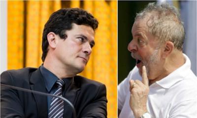"""Sérgio Moro: """"Lula você não vai ser candidato nem aqui e nem na China''"""