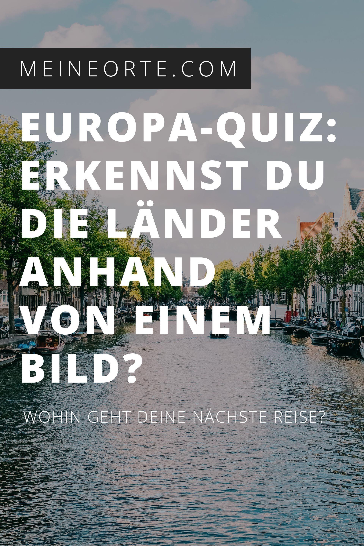 EuropaQuiz Erkennst du die Länder anhand von einem Bild