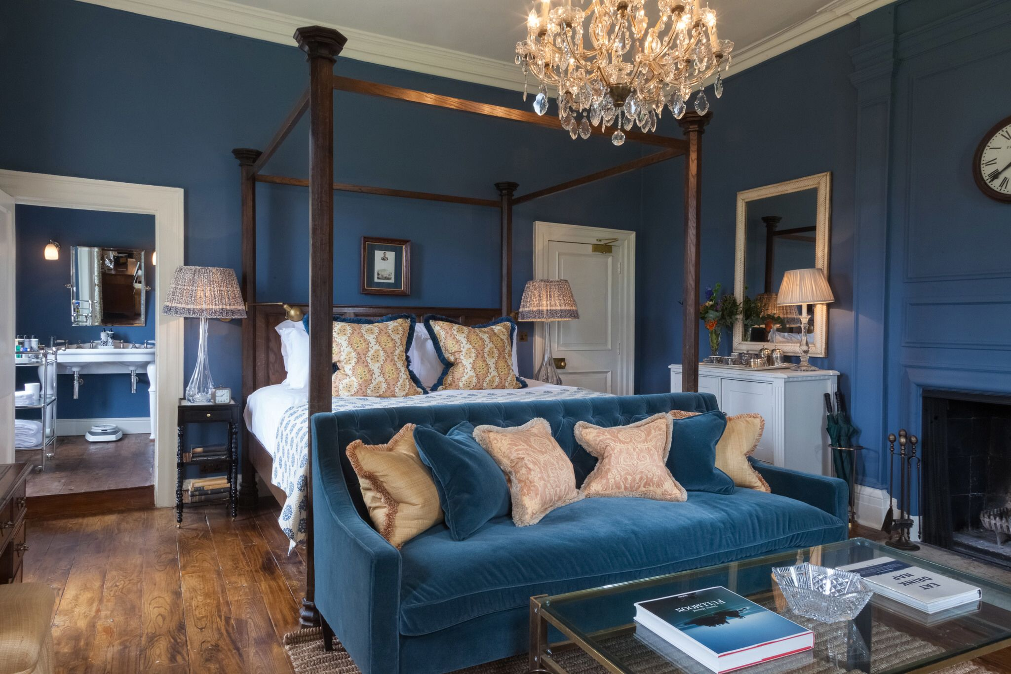 Babington House Bedroom Envy