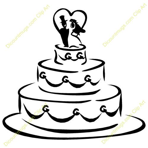 wedding shower clip clipart 11938 wedding cake wedding