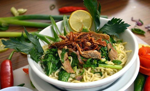 Resep Mie Cakalang Khas Manado Resep Masakan Asia Resep Resep Masakan